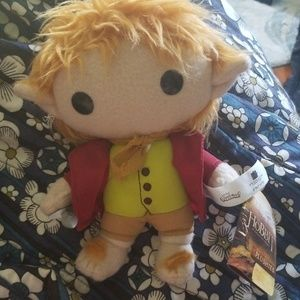 The hobbit an unexpected journey lotr plushie